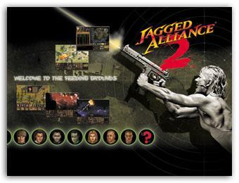 Jagged Alliance Windows 7 Theme With 8 Classic + JAO Wallpaper