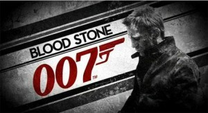 James Bond Bloodstone Features: Driving, Kicking & Exotic Locations