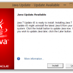 java 7 update 45 is available for download free png