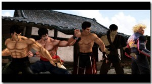 Jeet Kune Do Theme With 10 Backgrounds