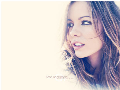 Kate Beckinsale Wallpaper Theme With 10 Backgrounds