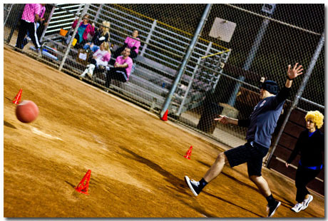 Kickball Theme With 10 Backgrounds
