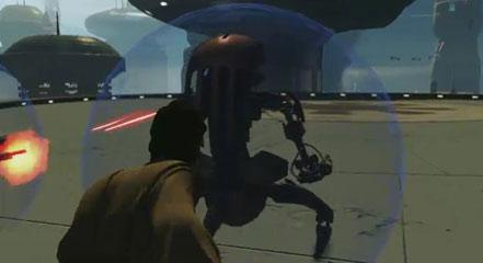 E3 2011: Kinect Star Wars Screenshots