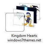 kingdom hearts windows 7 theme jpg