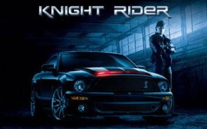 Knight Rider Windows 7 Theme: Where's KITT!