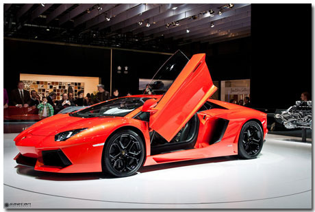 Lamborghini Aventador Theme With 10 Backgrounds