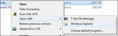 """How to remove """"open with"""" programs?"""