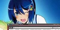 List With Custom Girly Windows 7 Themes: Pink, Purple, Anime Visual Styles