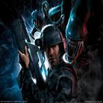 Download Aliens Colonial Marines Wallpaper Theme