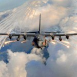 Lockheed AC-130 Aircraft Windows 7 Theme