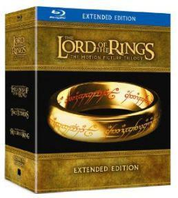 Lord of the Rings: Extended Blu-Ray Special Edition Release Date