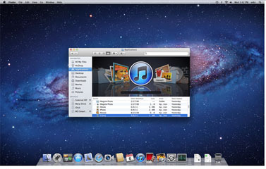Windows 7 Mac OS X Lion Wallpaper Theme (Free)
