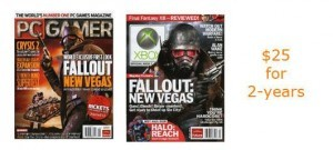 Offer Of The Day: Save $200! 2-year Magazine Subscription for $25