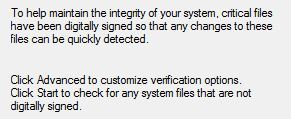 Maintain Windows 7 Part 1: Use File Signature Verification