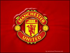 Google Chrome Manchester United Theme