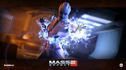 Mass Effect 2 Lair of the Shadow Broker Wallpaper Theme