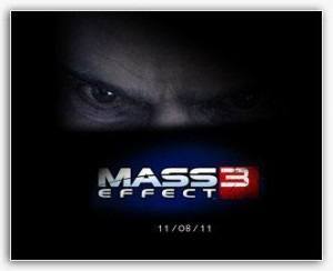 Mass Effect 3 Windows 7 Theme