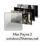 max payne 3 screenshot themepack for windows 7 jpg