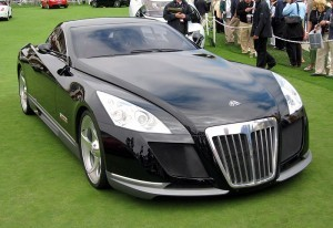 Maybach Themepack With 10 Wallpapers Of One Of The Most Expensive Car Brands