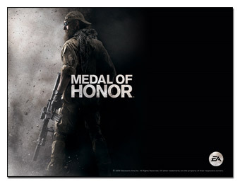 Medal of Honor 2010 HD Wallpaper Theme