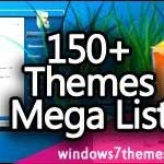 mega list of 150 free themes jpg