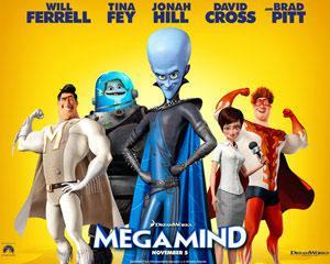 Megamind Windows 7 Theme