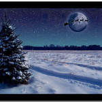 "Windows 7 Xmas Theme With 10 Beautiful ""Merry Christmas"" Wallpapers"
