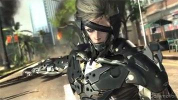 Metal Gear Rising Revengeance Trailer And Release Date