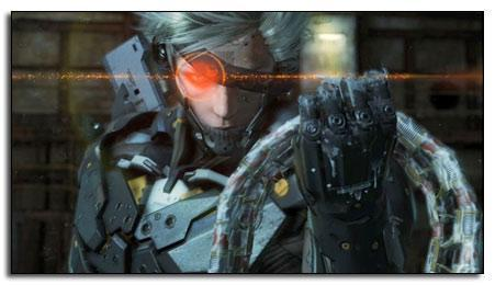 Metal Gear Solid Rising Windows 7 Wallpaper Theme, Gameplay Video & Pictures