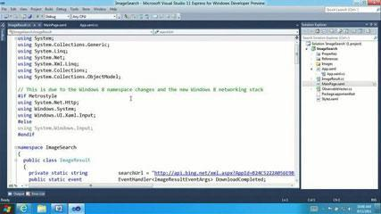 Oi! Windows 8 Metro Apps Fully Support Javascript, CSS, HTML5, C#, C++