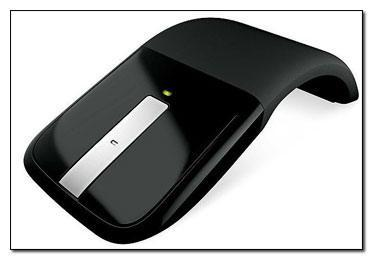 Microsoft Arc Touch Mouse: Pictures, Release Date, Price