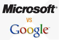 Microsoft Files Antitrust Complaint Against Google
