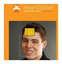 Microsoft Tech Demo Guesses Your Age: How Old Do You Look?