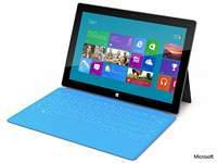 Comparing Surface To The iPad: Microsoft's True Competition
