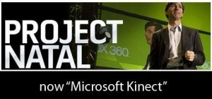 Microsoft Kinect – Release date and price