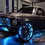 Microsoft Collaborates To Build A Windows 8 Powered Ford Mustang