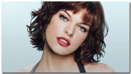 Milla Jovovich Wallpaper Theme With 10 Backgrounds