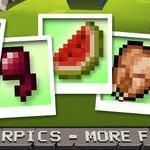 minecraft gamer pics more foods 150pxp jpg