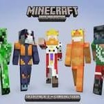 minecraft skins pack for xbla thumb2 jpg