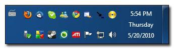 How to minimize windows to tray?