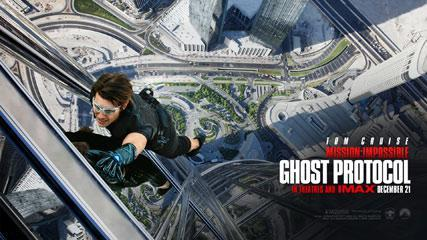 New Windows 7 Movie Themes: Mission Impossible Ghost Protocol