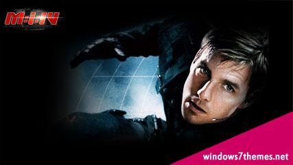 Mission Impossible 4: Ghost Protocol Windows 7 Theme With Sound Theme And Desktop Backgrounds
