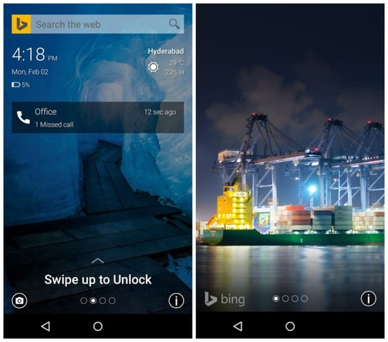 Microsoft Shows Off Beautiful Images With Pictureseque App For Android