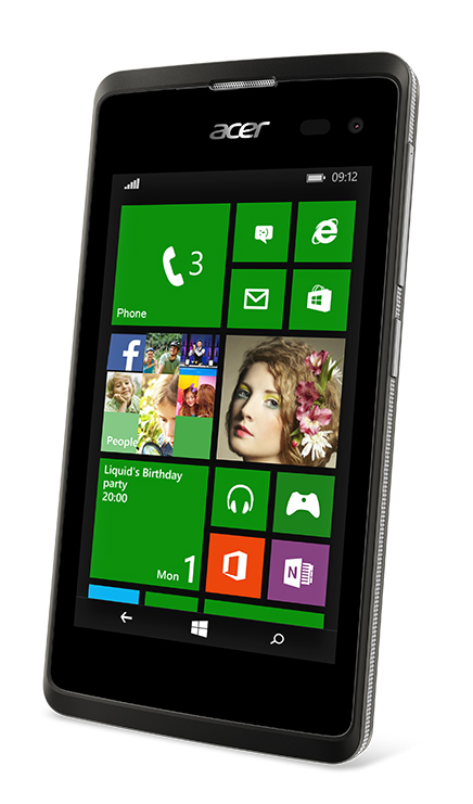 Microsoft Announces Newest Acer Windows Phone Coming Soon