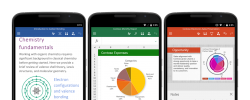 Microsoft Makes Office Apps For Android Official