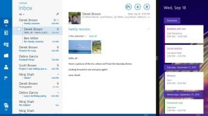 Windows 8.1 Updates Mail, Calendar and People Apps