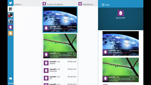 Microsoft's  Twitter Apps Include Aristea Among Others
