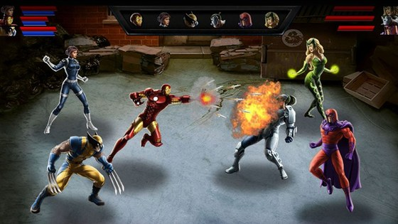 Avengers Alliance Highlights Focus For Microsoft And Gaming