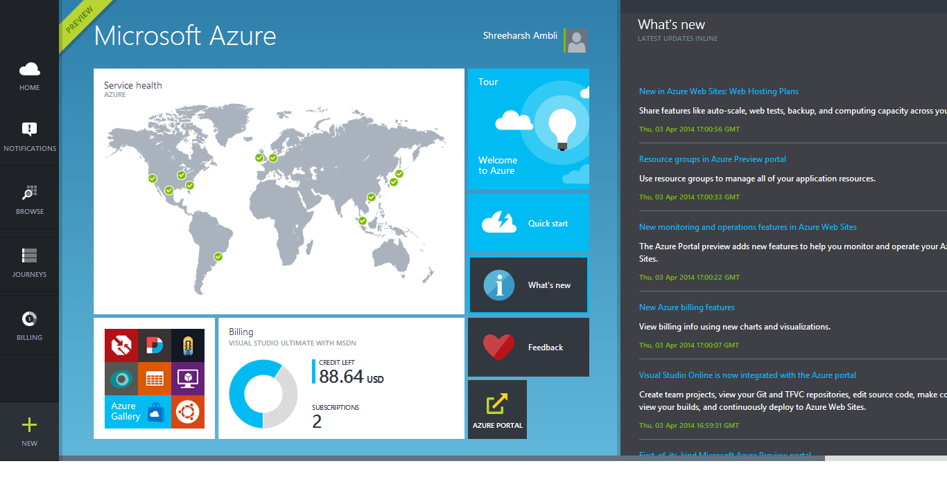 Microsoft Azure Given To Students Around The World To Use At No Charge
