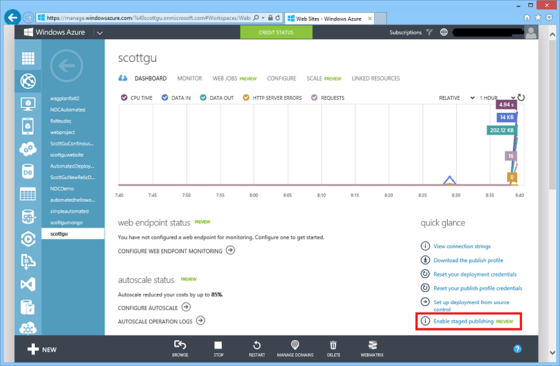 Windows Azure Gets Major Updates For Devlelopers